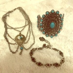 Jewelry - Boho jewelry bundle